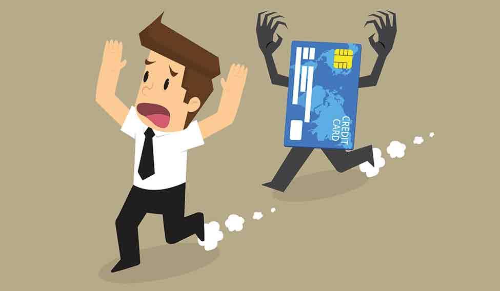Hidden costs of a credit card