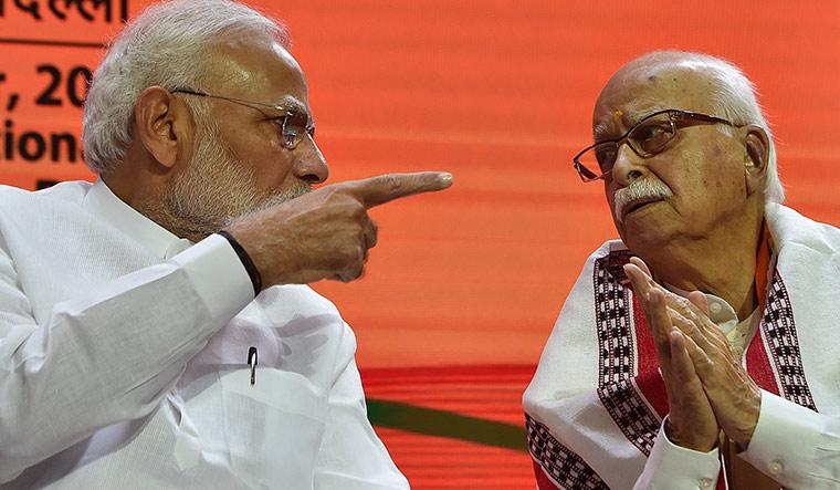L.K. Advani: End of Lok Sabha career for original Hindutva poster boy