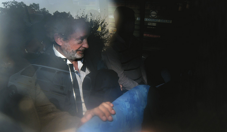 After bail rejections, Christian Michel pins hopes on CBI supplementary chargesheet