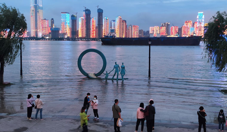 Wuhan is back to normal, but China remains silent about ...