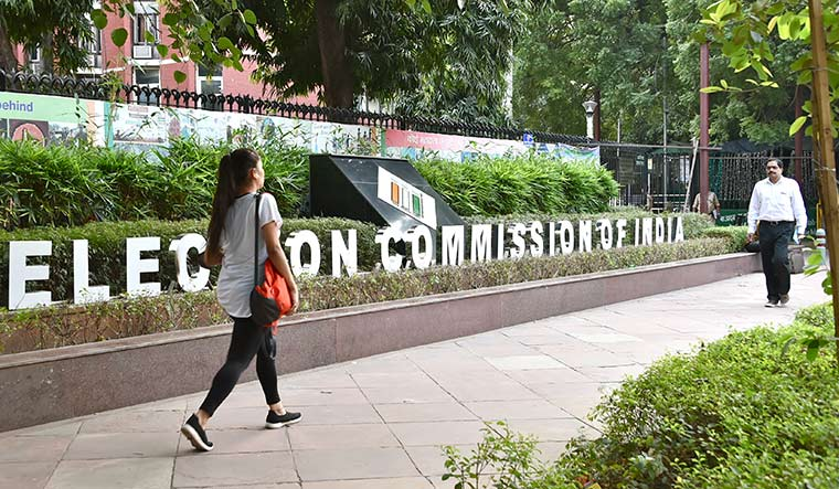 EC to announce Assembly poll dates in Maharashtra, Haryana today
