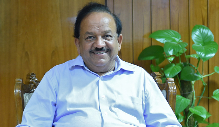 Enact law to protect doctors against violence: Harsh Vardhan to states