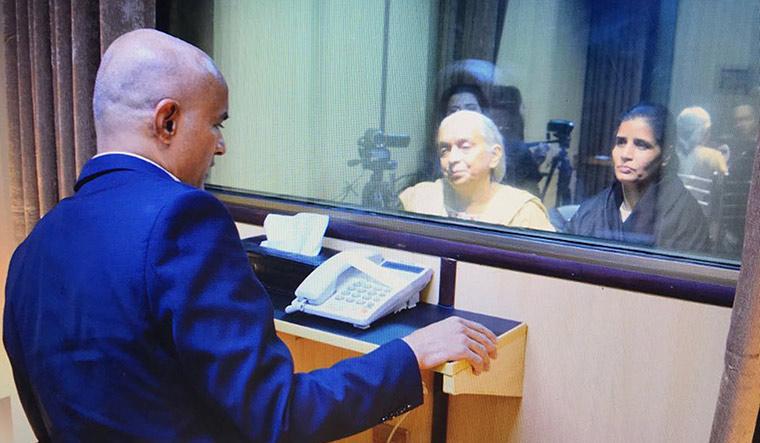 Pakistan grants consular access to Kulbhushan Jadhav