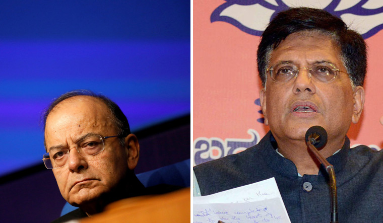 Jaitley in US for 'cancer' treatment; Piyush Goyal may ...