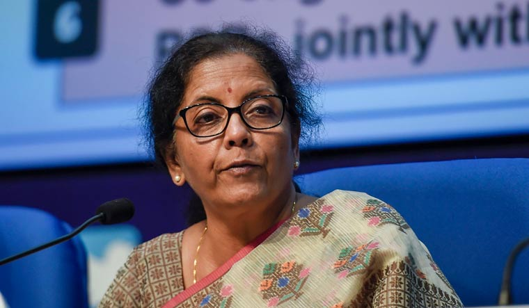 Sitharaman reacts to husband's criticism of BJP, govt and economic policy