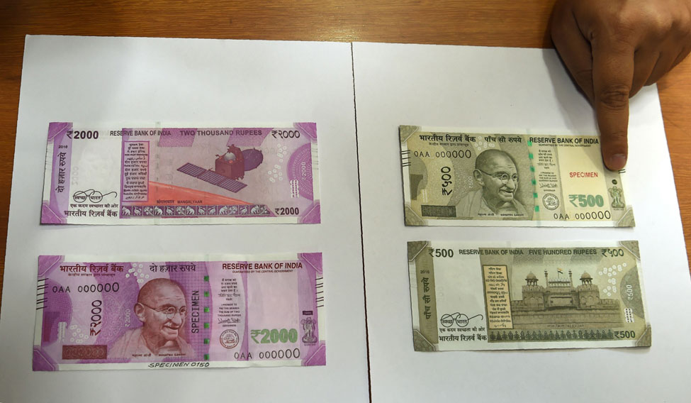 Nepal bans new Indian notes of Rs 500 and Rs 2,000