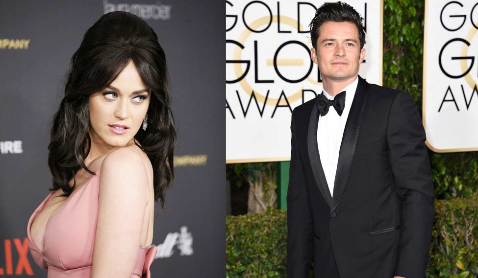 Katy Perry dating Orlando Bloom?