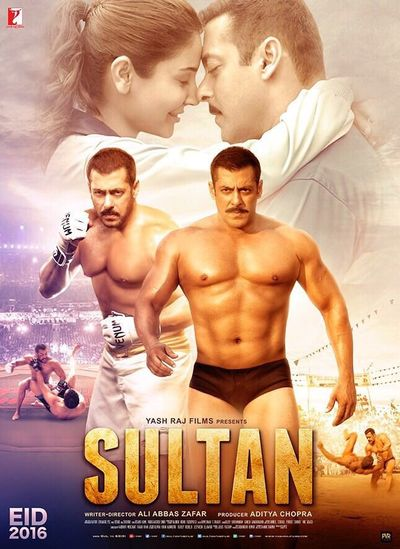 [Bollywood] Sultan (2016)