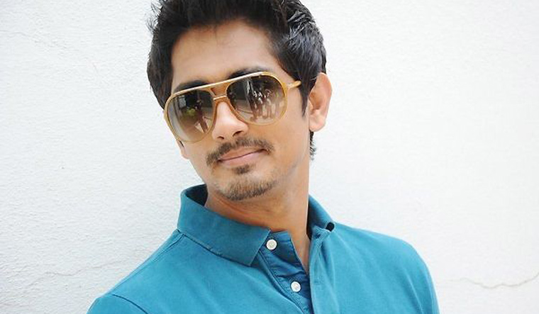 I dare you, beg you to contribute: Actor Siddharth
