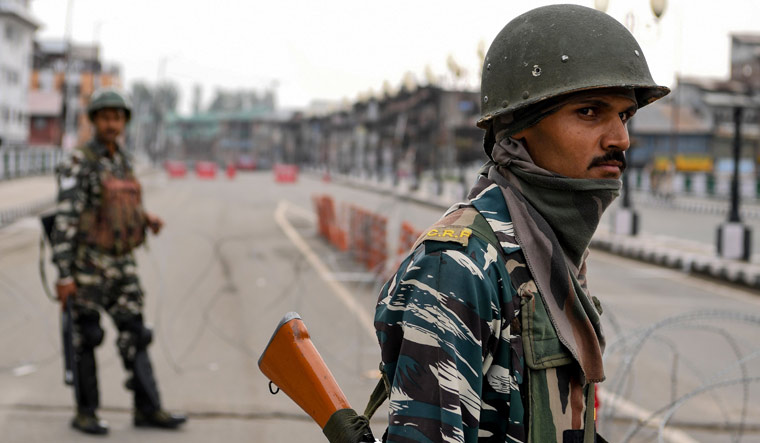Restrictions reimposed in Kashmir after protest call