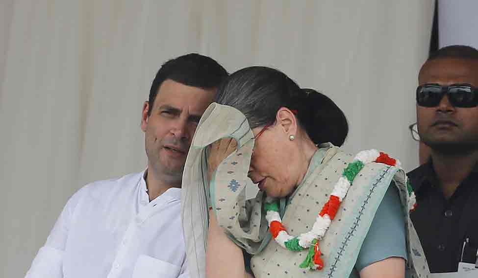 No relief for Gandhis as Delhi HC orders I-T probe