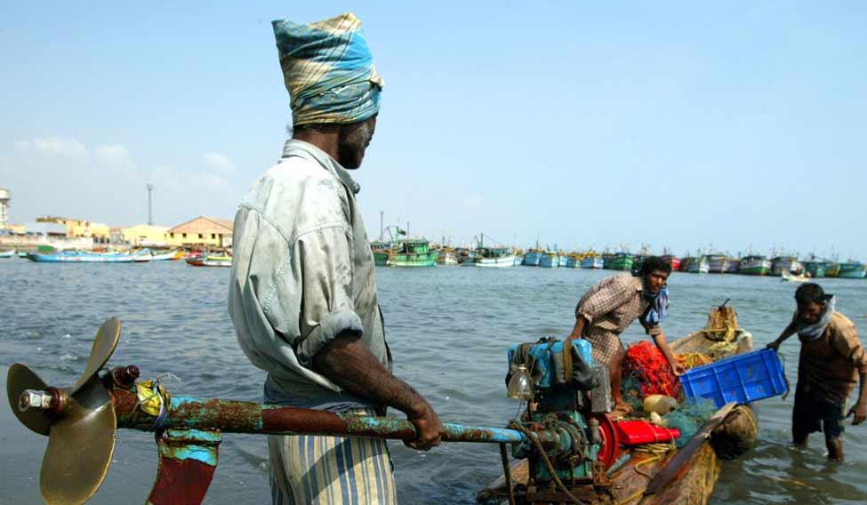 tamil fisherman shoot out by sri lanka