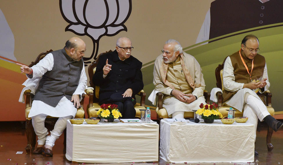 With Shah set to contest from Gandhinagar, is this the end of an era for Advani?