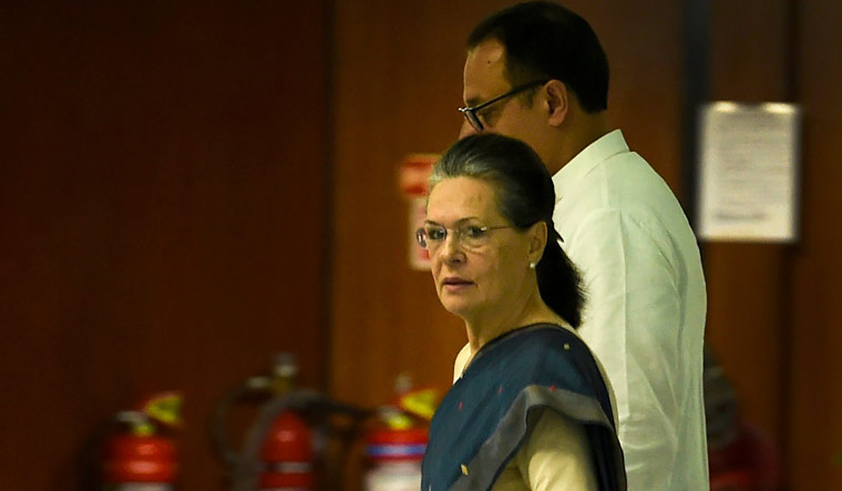 Congress plans nationwide events to mark Gandhi's birthday
