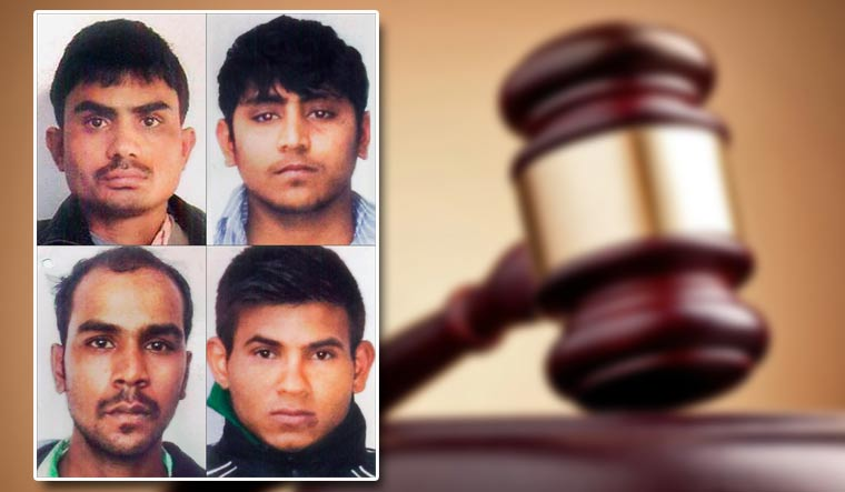 Nirbhaya case: Centre moves SC, seeks time-limit to file curative, mercy pleas