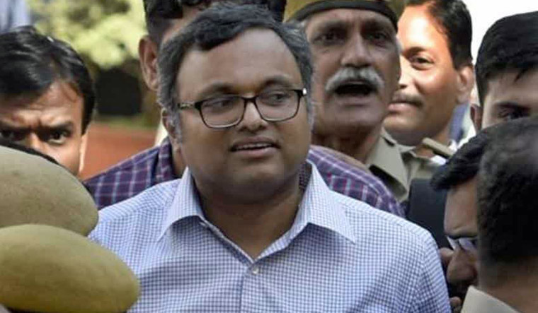 SC declines hearing on Karti's plea for permission to travel abroad