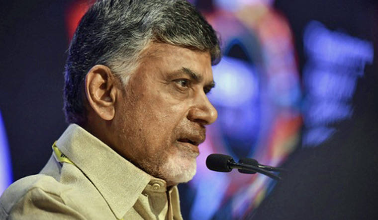 Chandrababu Naidu's body language and what it tells us about AP elections