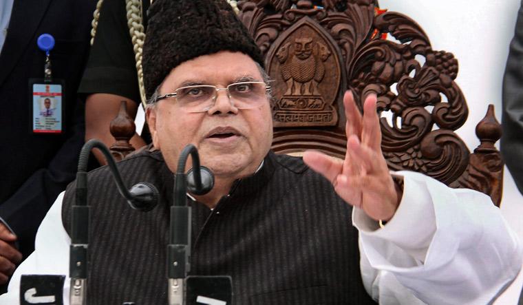Kashmir govt formulating policy for return of Kashmiri Pandits: Governor