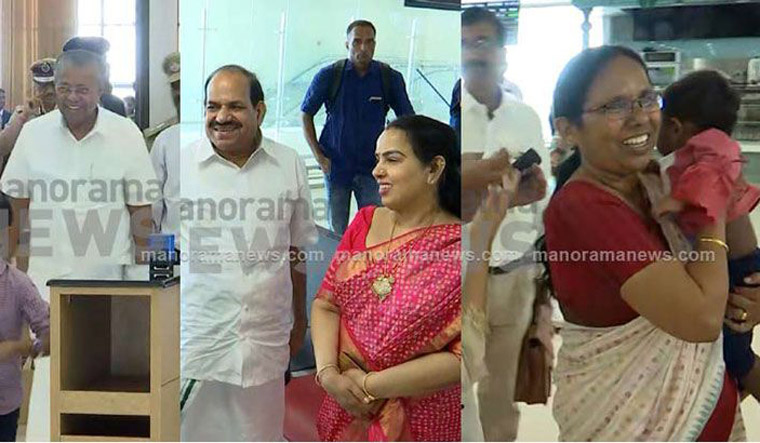 Kerala: LDF leaders, family members flew on govt expense after airport opening