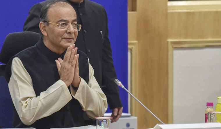Jaitley back from treatment, tweets 'delighted to be back ...