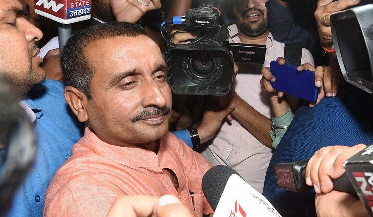 Unnao case: Sengar appeal claims trial court 'misread' cellphone locations