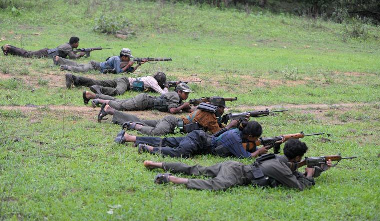 Five policemen shot dead by Maoists in Jharkhand