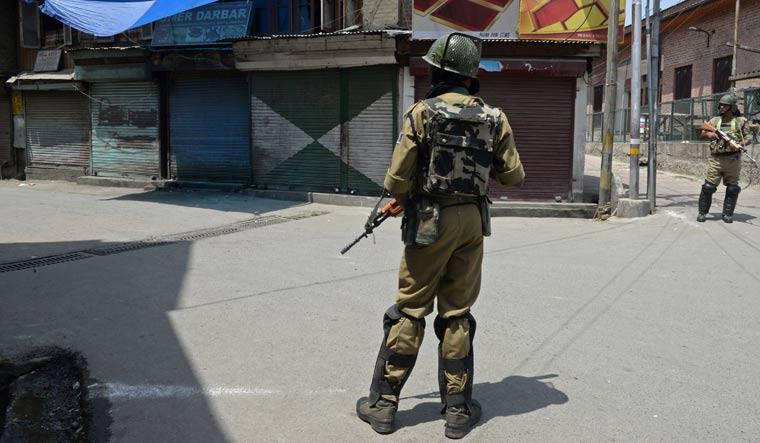 Gunfight underway in Shopian; one militant killed