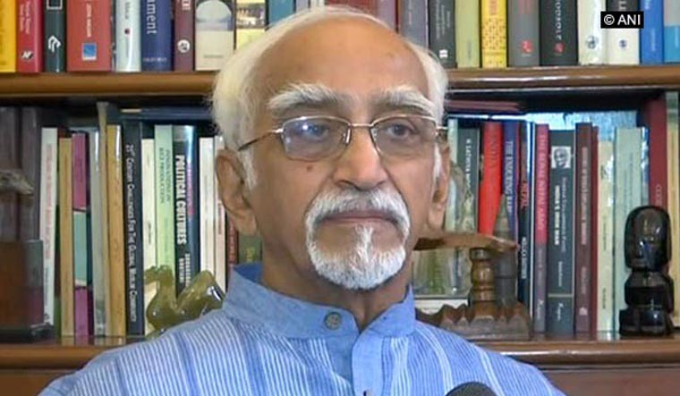 Wife of ex-VP Hamid Ansari to build temple and mosque inside madrassa in Aligarh