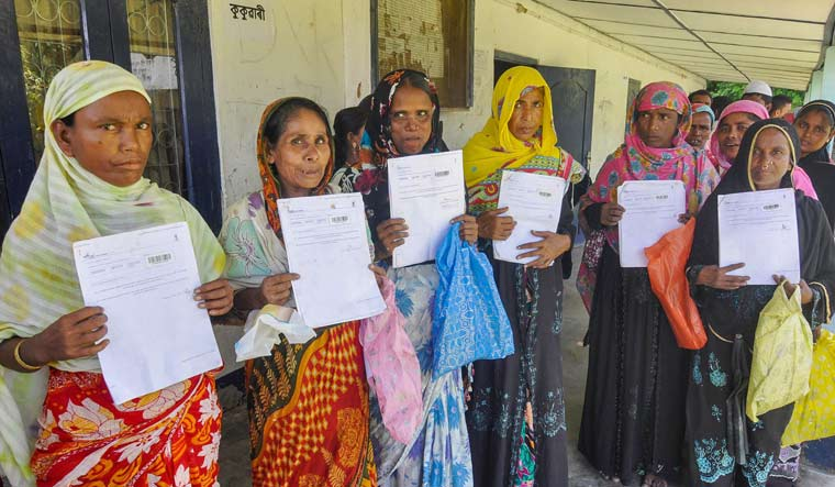 NRC: Centre, Assam govt move SC for extension of July 31 deadline