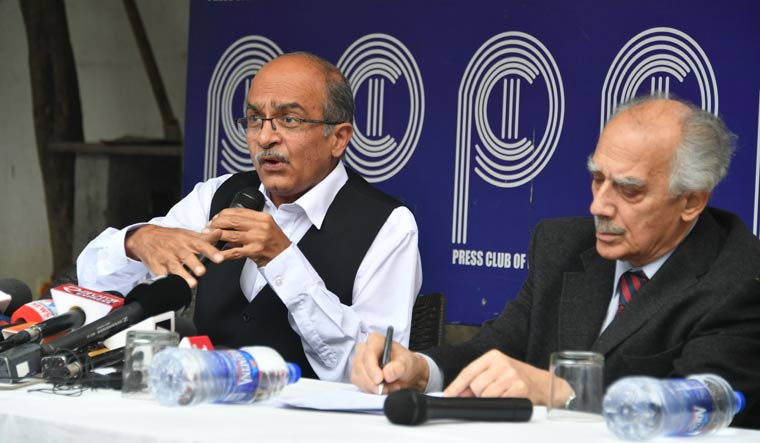 Rafale petitioners reiterate demand for CBI probe into the deal