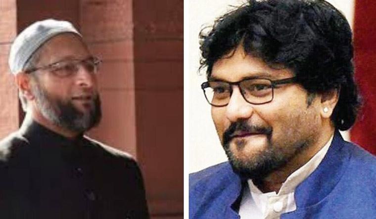 Union minister compares Owaisi to controversial Islamic preacher Zakir Naik