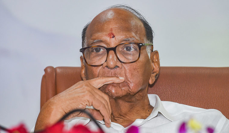 Man who slapped NCP chief Sharad Pawar in 2011 arrested again
