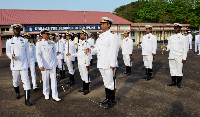 17 officers from foreign navies complete training with Indian Navy