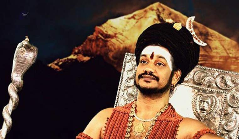 Interpol issues blue notice to locate Nithyananda