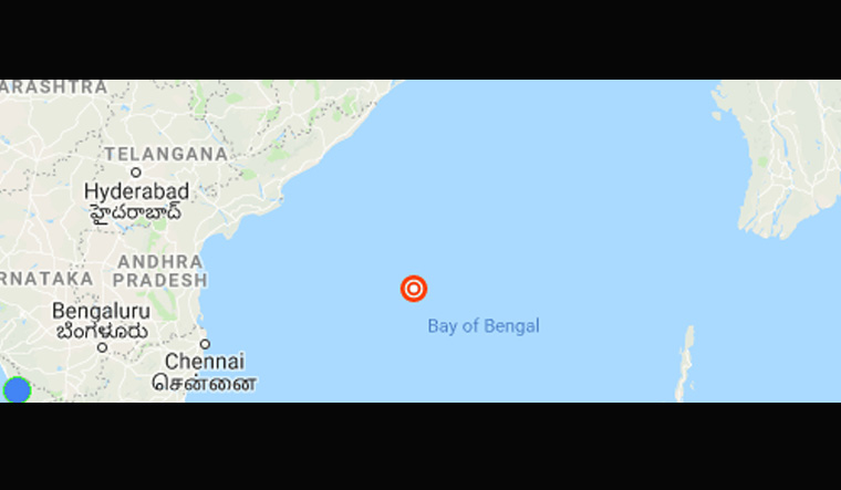 Tremors in Chennai as earthquake strikes Bay of Bengal