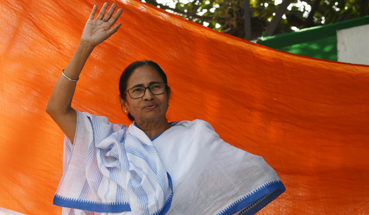 Can you compete with me in chanting mantras? Mamata dares Modi, Shah