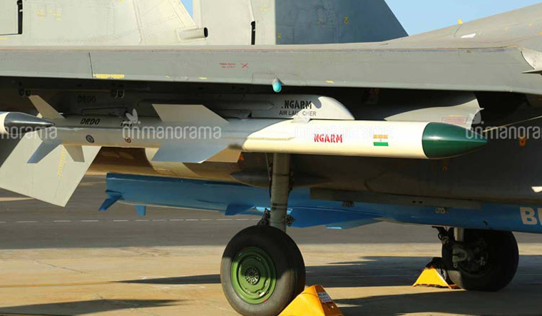 India's next-gen anti-radiation missile set for trials