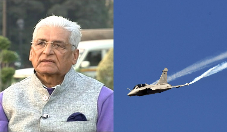 Deal for 36 Rafale jets a masterstroke, says IAF's Kargil war architect