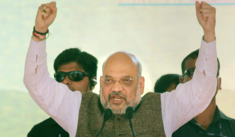 Amit Shah won't apologise for equating Wayanad with Pakistan