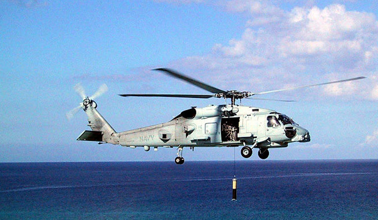 Navy's firepower gets a boost as US agrees to sell MH-60R helicopters to India