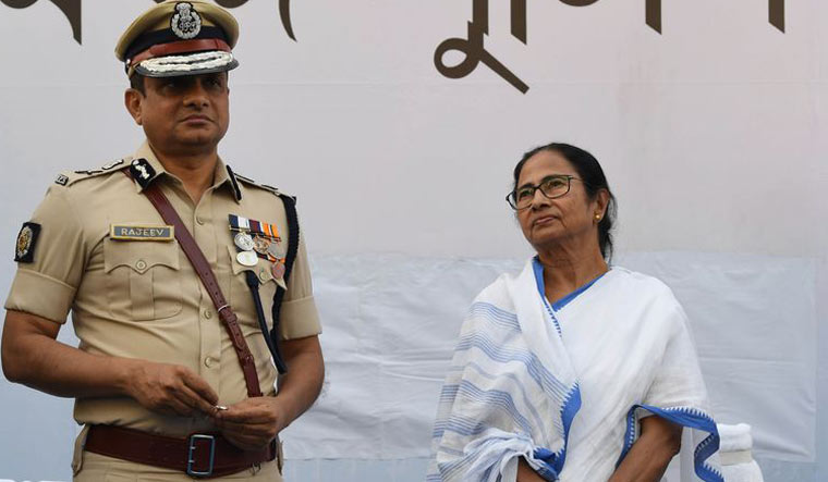 SC vacates order granting protection from arrest to ex-Kolkata top cop
