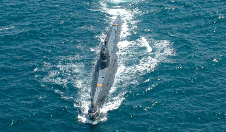 Indian, French submarines carry out 35-hour long drill off Djibouti coast
