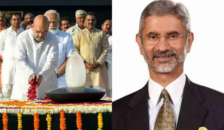 Shah Former Foreign Secy Jaishankar Might Be Part Of Modi