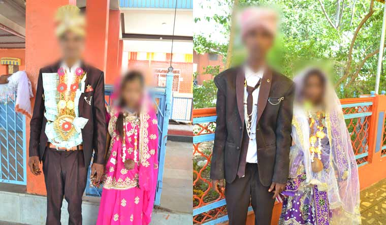Madhya Pradesh: Underage marriages reportedly held on Akshaya Tritiya