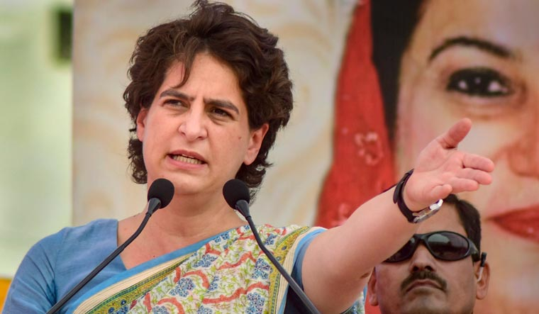 Farmers lay siege to Delhi; Priyanka asks BJP why they are being stopped