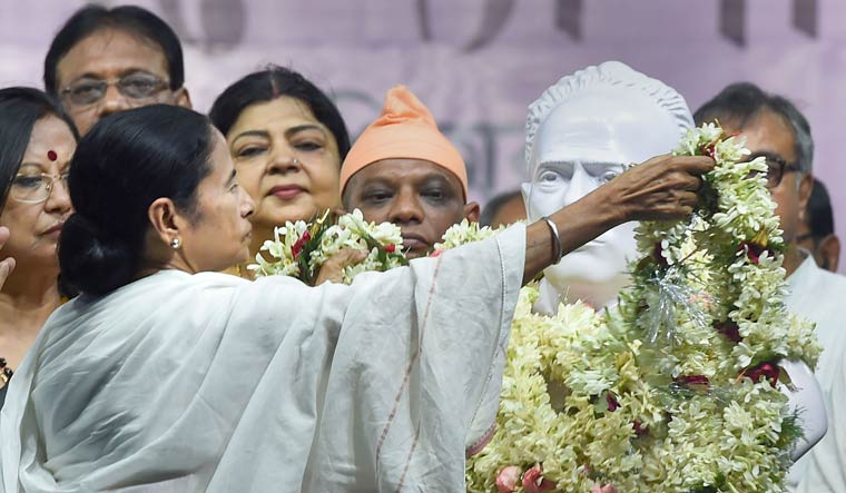 BJP trying to change Bengal into Gujarat, alleges Mamata
