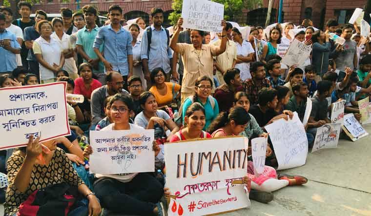 Modi govt issues fresh advisory to West Bengal over doctors' strike