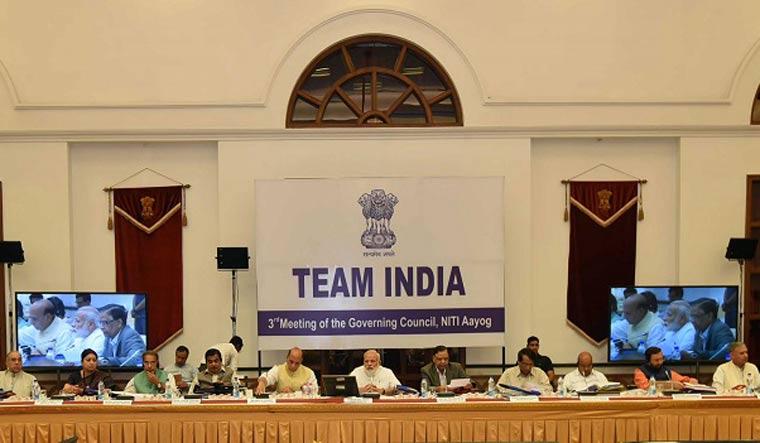 Modi to chair NITI Aayog Governing Council meet today