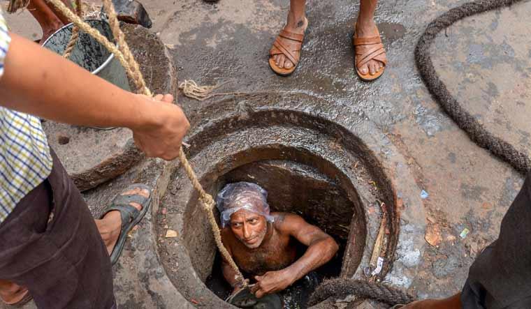 Vadodara: 7 die of toxic fumes while cleaning hotel sewer