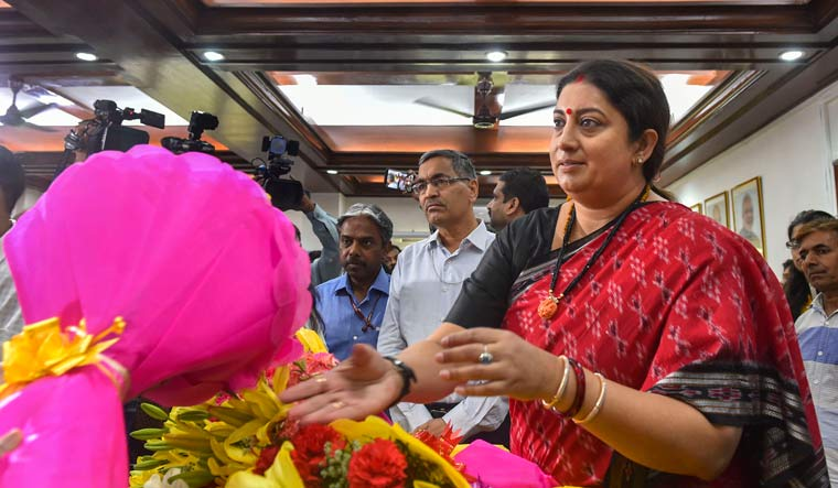 As WCD minister, Smriti Irani will have a tough role to play